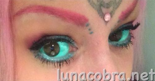 tatouage de l'œil : la mode qui inquiète les ophtalmos