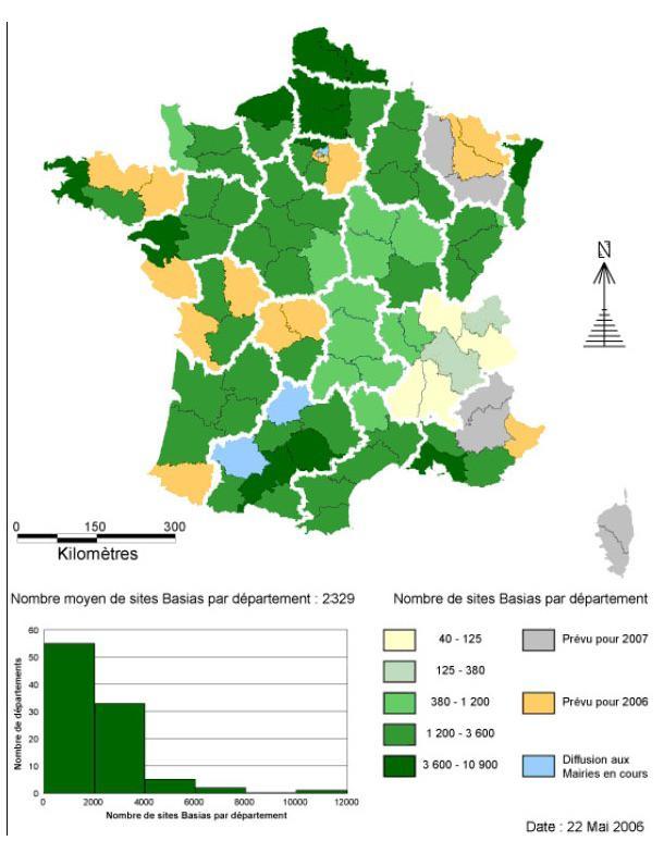 Pollution industrielle : des milliers de sites contaminés en France