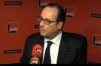 François Hollande aux médecins : je vous ai compris