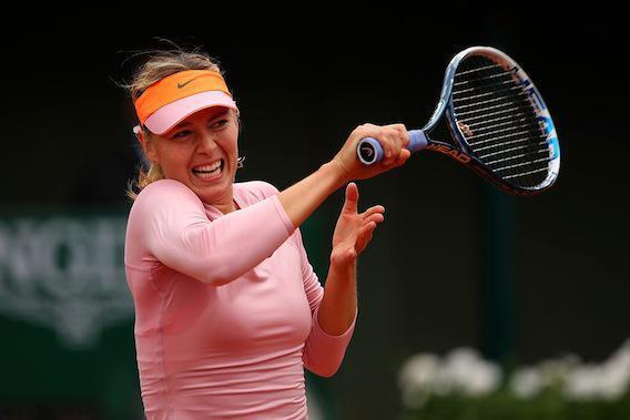 Affaire Sharapova : 490 athlètes dopés au meldonium