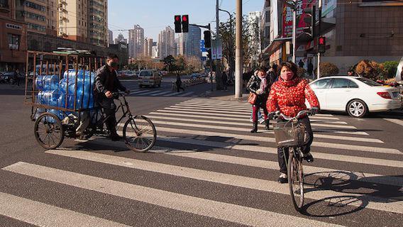 Activité physique : la pollution urbaine ne doit pas être un frein