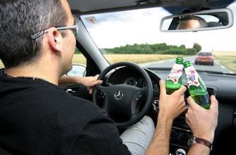 La moitié des automobilistes a conduit sous l\'emprise de l\'alcool