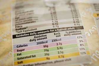 Etiquetage nutritionnel : les distributeurs contre-attaquent