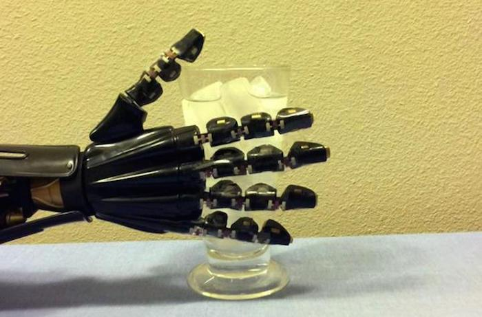 Des chercheurs créent une peau artificielle intelligente