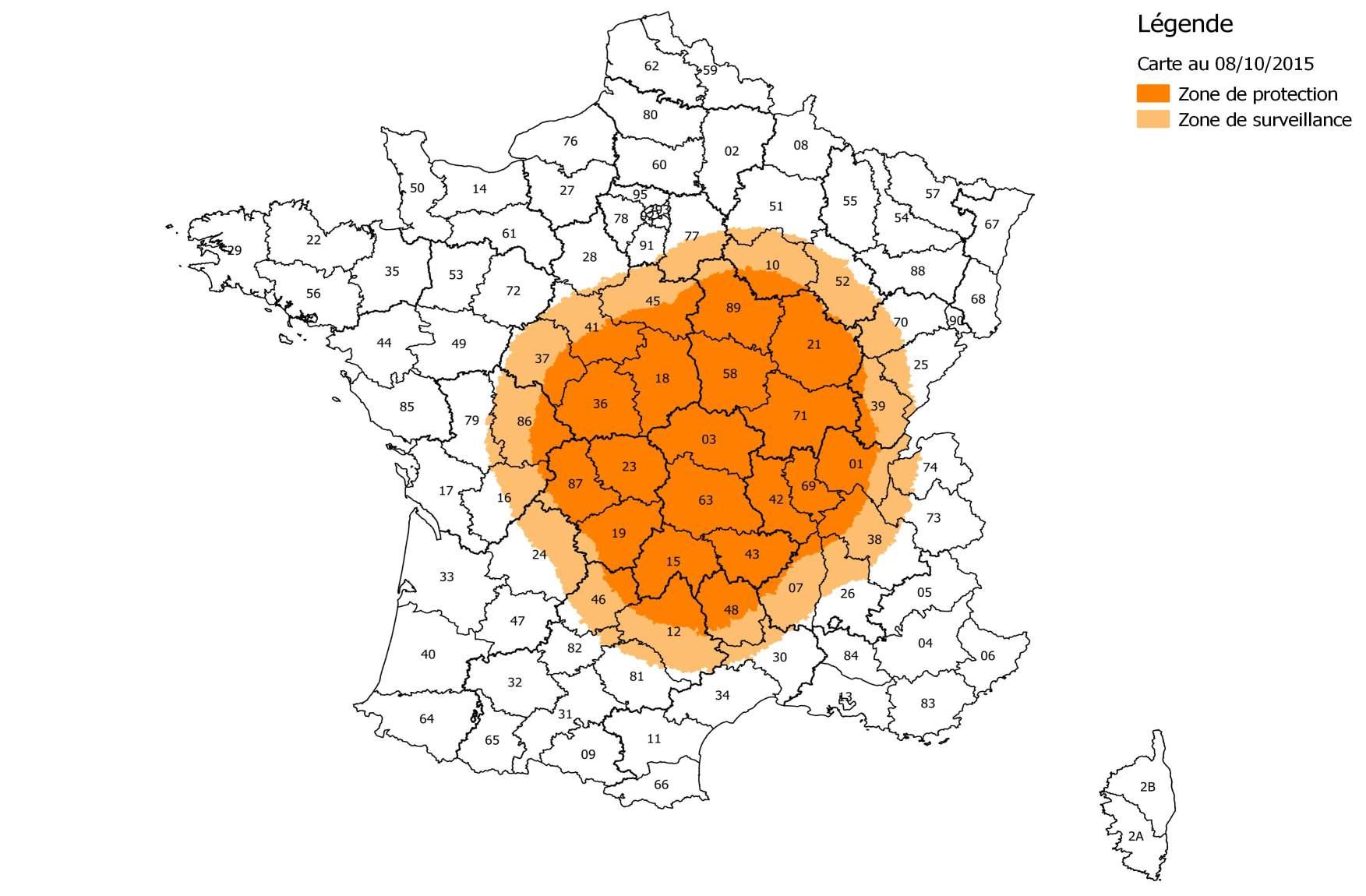 Fièvre catarrhale ovine : 11 départements sous surveillance