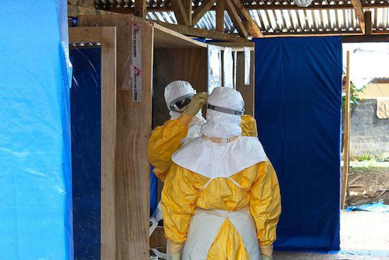 Ebola : 816 infectés potentiels en Guinée