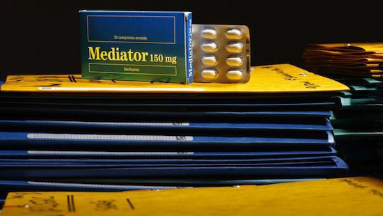 Mediator: la bataille médicale commence