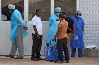 Ebola : le Liberia ferme ses frontières