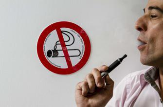 La cigarette électronique bouleverse la consommation de tabac