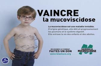 Mucoviscidose : une nouvelle campagne pour une maladie invisible