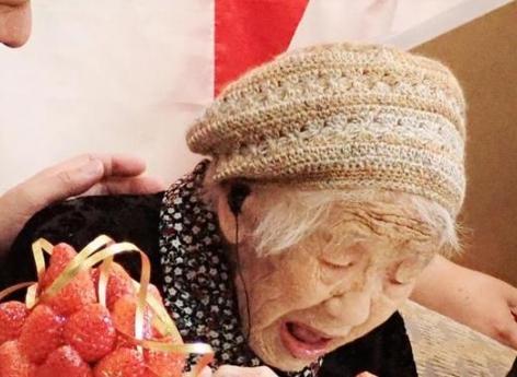 A 116 ans, une japonaise devient doyenne de l'humanité