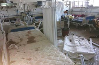 Syrie : la destruction des hôpitaux érigée en arme de guerre