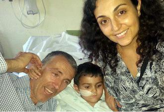 Ashya King : la justice dit oui à son traitement à Prague