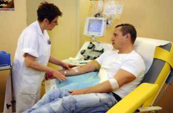 Don du sang : 350 collectes sur tout le territoire