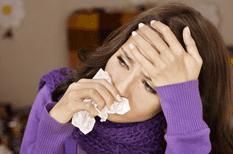 La vraie grippe met complètement à plat les bien portants.
