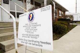 VIH : urgence sanitaire dans l'Indiana