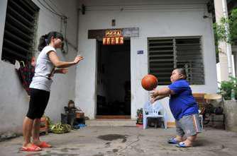 Etre en surpoids à 5 ans multiplie par 4 le risque d'obésité