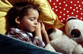 Enfants  : l\'importance du coucher à heure fixe