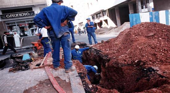 L'Anses confirme le risque sanitaire pour les travailleurs du bitume