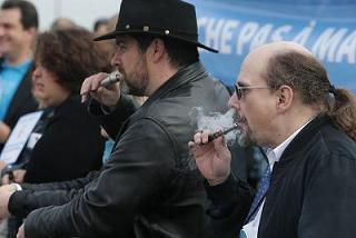 Cigarette électronique : la satisfaction des médecins