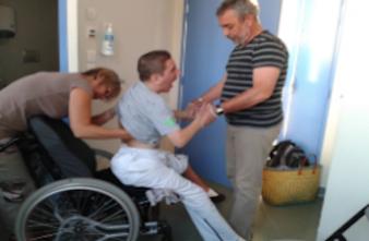 Grève de la faim : l'appel d'un père pour son fils handicapé