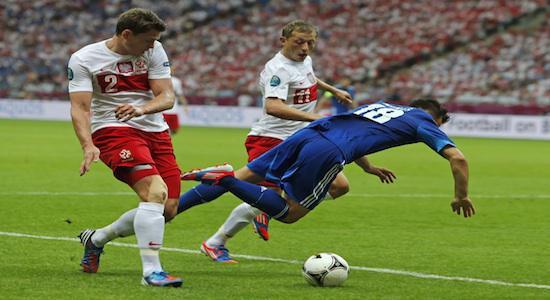 Des footballeurs dopés aux antidouleurs