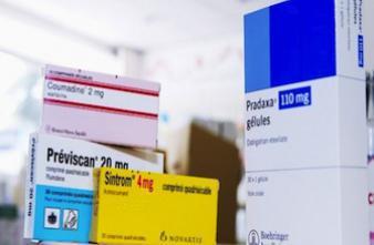 Les nouveaux anticoagulants n'augmentent pas le risque hémorragique