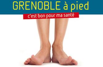 Grenoble : marcher plus pour garder la forme