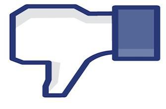 Les utilisateurs de Facebook ont des coups de blues