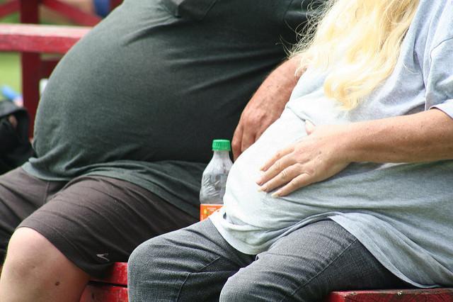 Le surpoids et l'obésité tuent 4 millions de personnes par an