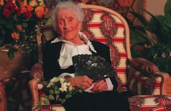 La France compte 1 000 centenaires de plus tous les ans