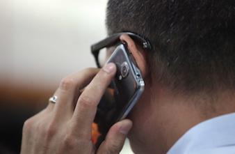 Le téléphone portable est un nid à allergies