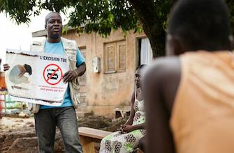 L'excision : une menace pour 30 millions de petites filles