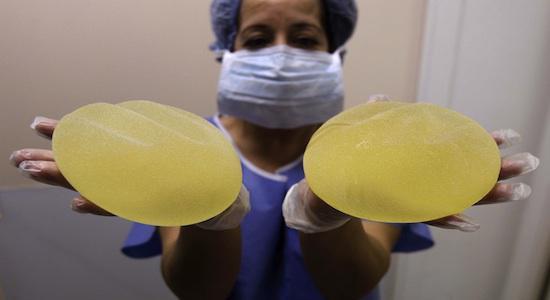 Les prothèses PIP sans risque pour la santé