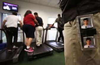 Perte de poids : une activité physique modérée est efficace