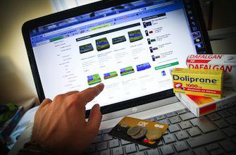 Seuls 4 % des Français ont acheté des médicaments en ligne