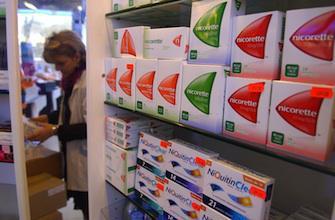 2,5 millions de Français ont eu recours aux substituts nicotiniques