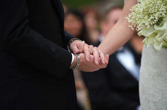 Une fois mariés, les couples prennent du poids