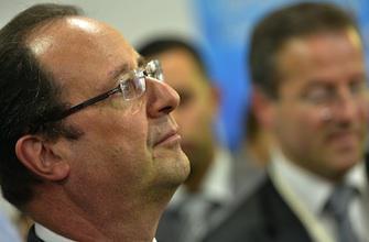 Etat de santé de François Hollande : \