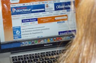 1 Français sur 2 consulte des sites santé