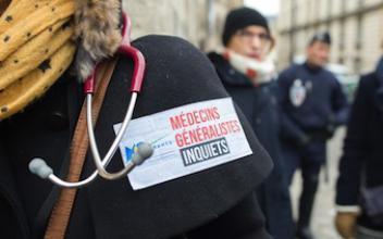 Sondages : les médecins vus par les Français