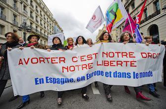 IVG : 3 Français sur 4 y sont favorables