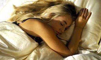 Trop dormir nuit à la santé
