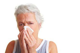 Epidémie de grippe : les seniors durement touchés