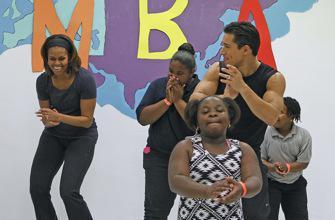 L'obésité infantile recule de manière spectaculaire aux Etats-Unis