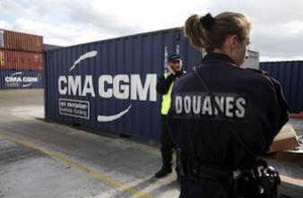 Médicaments contrefaits : saisie record  dans le port du Havre