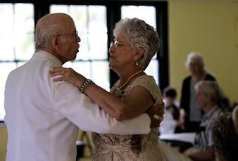 Les seniors affichent une vie sexuelle épanouie