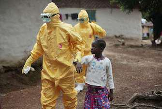 Ebola : l'épidémie pourrait se prolonger jusqu'en 2016