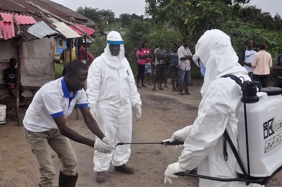 Ebola : les contaminations n'ont jamais été aussi faibles