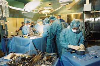 Greffe de rein : jusqu'à 4 ans d'attente avant une transplantation
